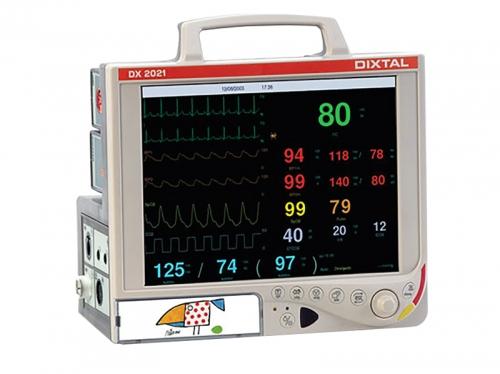 Monitor Multiparamétrico Dixtal DX 2021