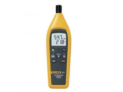 Medidor de Umidade e Temperatura Fluke 971